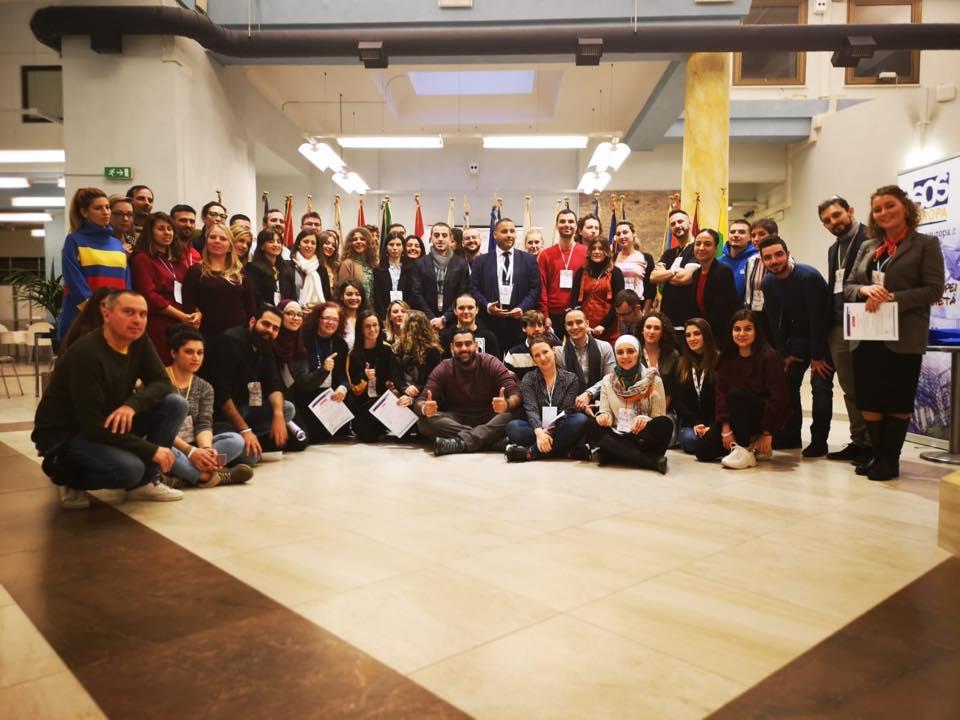 Cala il sipario su Young Leaders. Uno straordinario successo di SOS Europa