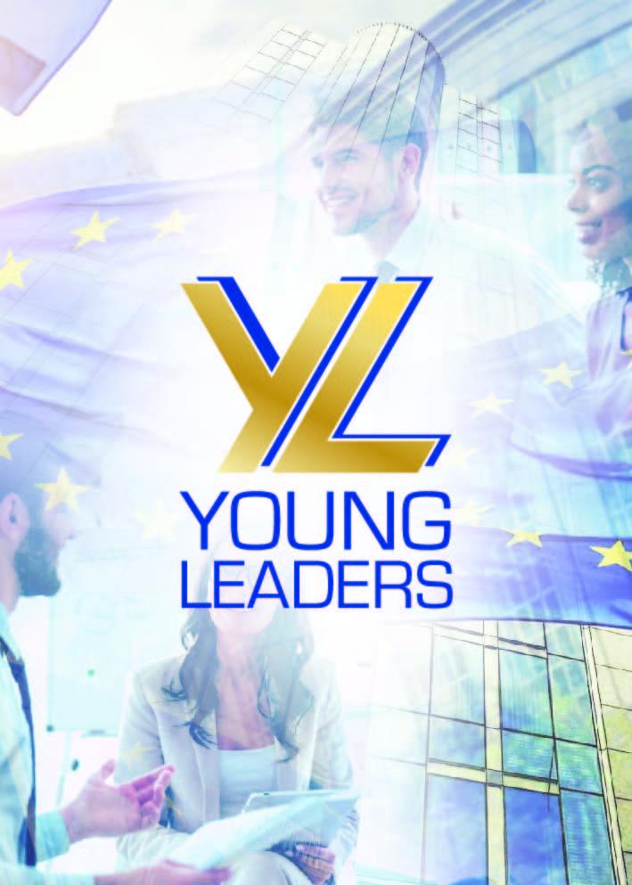 YOUNG LEADERS. IL RACCONTO DELLA PRIMA GIORNATA.
