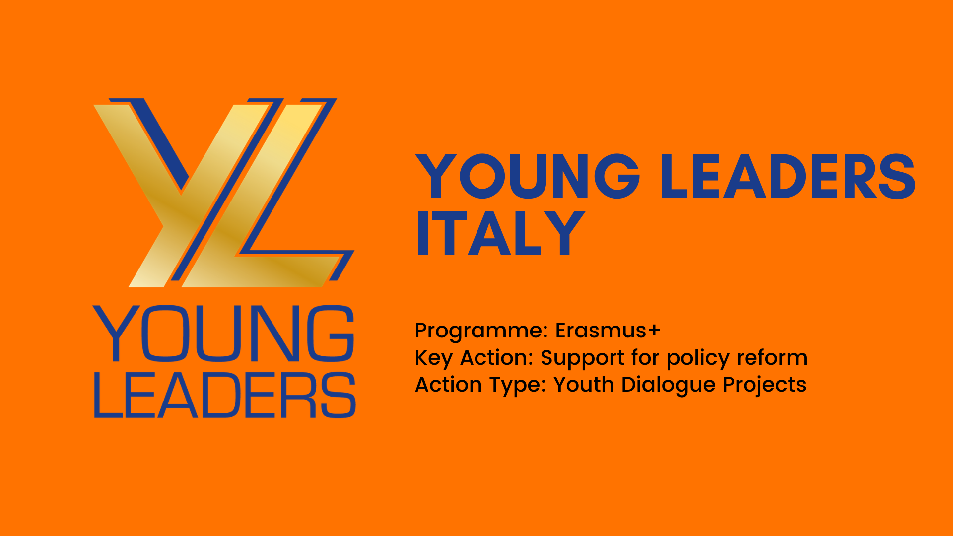 YOUNG LEADERS ITALY SOS EUROPA